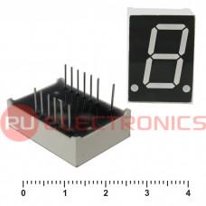Цифровой индикатор RUICHI KEM-8102AR, красный