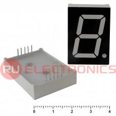 Цифровой индикатор RUICHI KEM-12101BR, красный