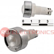 Лампочка неоновая в корпусе RUICHI N-836-W, 220 В, белая