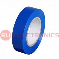 Изолента RUICHI ПВХ 0.18х19 мм, длина 20 м, синяя