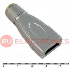 Разьем HDMI/DVI RUICHI FY-1020 (Кожух к HDMI7009), серый
