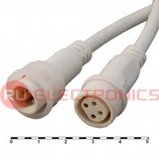 Разъём герметичный RUICHI BLHK16-4PW, 4 контакта