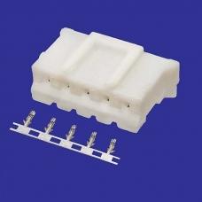 Разъем питания низковольтный RUICHI HB-05 (MU-5F) 2.0 мм + зажим