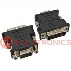 Переходной разъем RUICHI DVI24+5/VGA15F, PVC