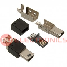 Разъем USB RUICHI USB/M-SP, 5 контактов