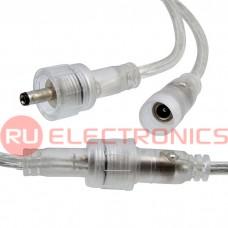 Разъём герметичный RUICHI Waterproof pair DC3.5 мм, 2 контакта