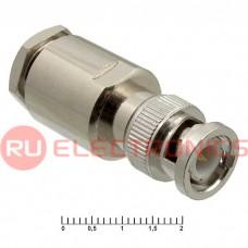 Высокочастотный разъём RUICHI BNC-S213P