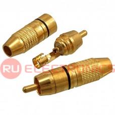 RCA RUICHI 7-0222 gold black