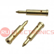 Высокочастотный разъём RUICHI N-S58P-1, pin