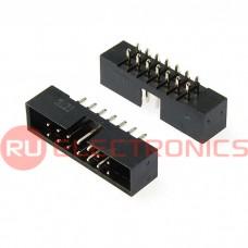 Разъём IDC RUICHI BH2-14(IDC2-14MS)наклон 2.00 мм, 14 контактов