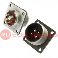Разъём SZC RM22-4-ZJ, 560 В