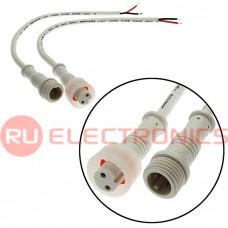 Разъём герметичный RUICHI BLHK12-2PW, 2 контакта