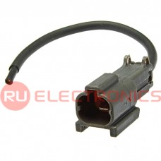Авт. соединитель RUICHI Demeanor motor harness, 15 см