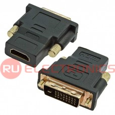 Разьем HDMI/DVI RUICHI HDMI F/DVI24+1M (HAP-009), 24 контакта