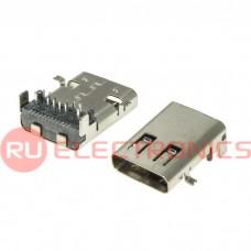 Разъем USB RUICHI USB3.1 TYPE-C 24PF-021, 24 контакта