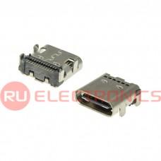 Разъем USB RUICHI USB3.1 TYPE-C 24PF-014, 24 контакта