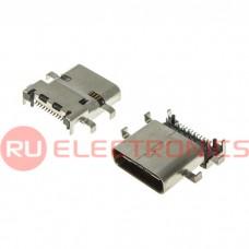 Разъем USB RUICHI USB3.1 TYPE-C 24PF-005, 24 контакта