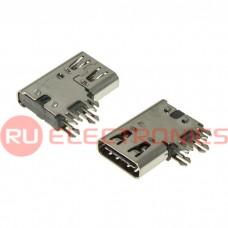 Разъем USB RUICHI USB3.1 TYPE-C 24PF-039, 24 контакта