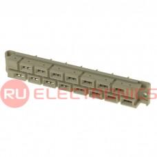 Разъём DIN RUICHI DIN41612 H-15F, 15 контактов