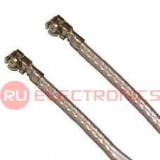 Высокочастотный разъём RUICHI UFL-F/UFL-F, JV-003, 100CM