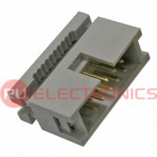 Разъём IDC RUICHI IDM-10, 10 контактов