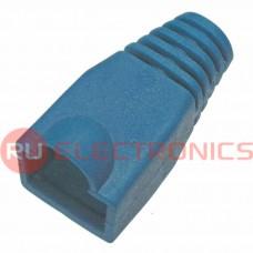 Изолирующие колпачки для RJ45 RUICHI, синий