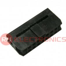 Разъём IDC RUICHI IDC2-14F, 2.00 мм, 14 контактов