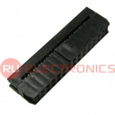 Разъём IDC RUICHI IDC2-26F, 2.00 мм, 26 контактов