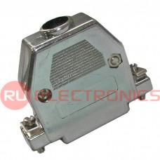 Корпус к разъёму D-SUB RUICHI PLASTIC CASE (DN-25C), пластик