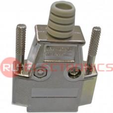 Корпус к разъёму D-SUB RUICHI METAL CASE(DM-15), металл