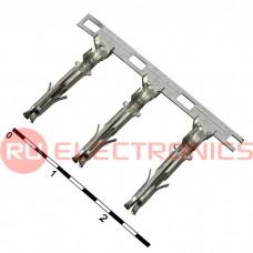 Контакты низковольтного питания RUICHI MFC-F, 4.5 мм