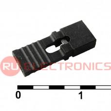Гнездо для плат 2.54 мм RUICHI MJ-0-L 2.54 мм, 2 контакта