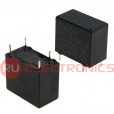 Электромагнитное реле RUICHI 32F (N/O) 12VDC 5A, SPST