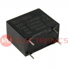 Электромагнитное реле RUICHI 32F (N/O) 24VDC 5A, SPST