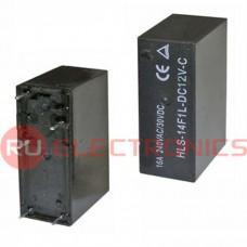 Электромагнитное реле RUICHI 14F1 (JQX-14F1) 12VDC 10A, SPDT