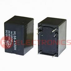 Электромагнитное реле RUICHI 4100H 12VDC (842) 2A, SPDT