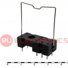 Колодка для реле RUICHI 14F-2Z-A1, PCB келемма