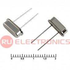 Кварцевый резонатор RUICHI HC49S 25 MHz 20pF 30ppm, монтаж THT