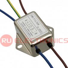 Сетевой фильтр RUICHI DL-2DX31, 2 А