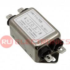 Сетевой фильтр RUICHI DL-6D11, 6 А