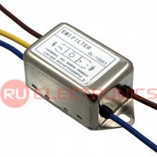 Сетевой фильтр RUICHI DL-10DX1, 10 А
