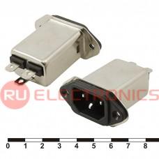 Сетевой фильтр RUICHI DL-3DZ 21, 3 А