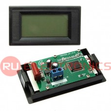 Амперметр RUICHI YB5135D 80-500VAC, цифровой однофазный