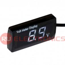 Цифровой LED вольтметр постоянного тока RUICHI DMS-501