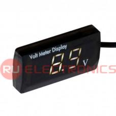 Цифровой LED вольтметр постоянного тока RUICHI DMS-502