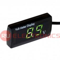 Цифровой LED вольтметр постоянного тока RUICHI DMS-503