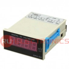 Амперметр RUICHI DP-6 2. 20. 200. 600V DC, цифровой