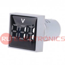 Цифровой LED вольтметр переменного тока RUICHI DMS-121