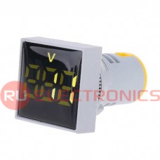 Цифровой LED вольтметр переменного тока RUICHI DMS-122