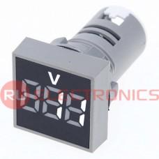 Цифровой LED вольтметр переменного тока RUICHI DMS-141
